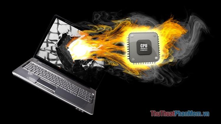 Cách khắc phục CPU hoạt động 100%