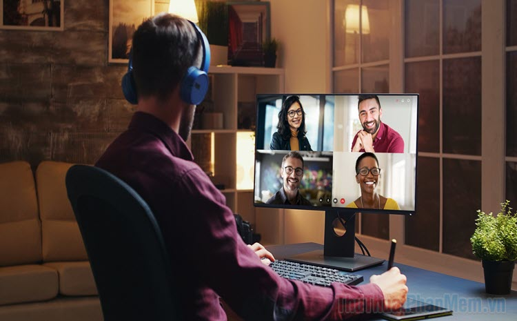 Những ứng dụng họp trực tuyến, học online tốt nhất 2021