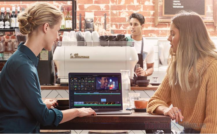Top 4 phần mềm chỉnh sửa video tốt nhất cho Mac