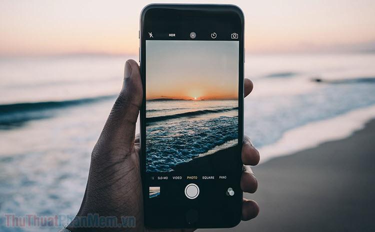 Cách sửa ảnh trên iPhone không cần dùng app