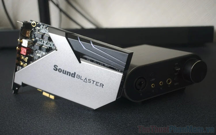 Sound card là gì? Top những Sound card đáng mua hiện nay