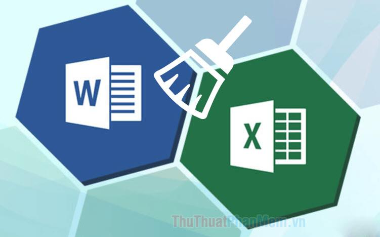 Cách sử dụng Format Painter để sao chép định dạng văn bản trong Word, Excel