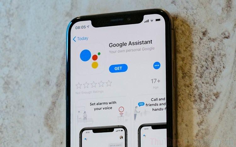 Cách mở Google Assistant trên iPhone bằng cách chạm vào mặt lưng