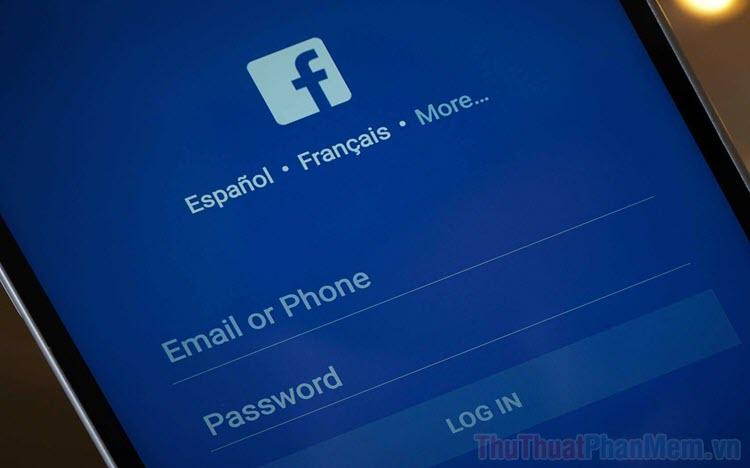 Cách sửa lỗi liên tục bị xác thực tài khoản khi đăng nhập Facebook vào điện thoại mới