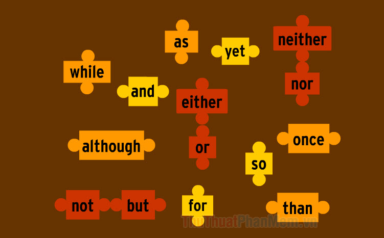 Liên từ trong tiếng Anh - Cách dùng liên từ trong tiếng Anh và ví dụ