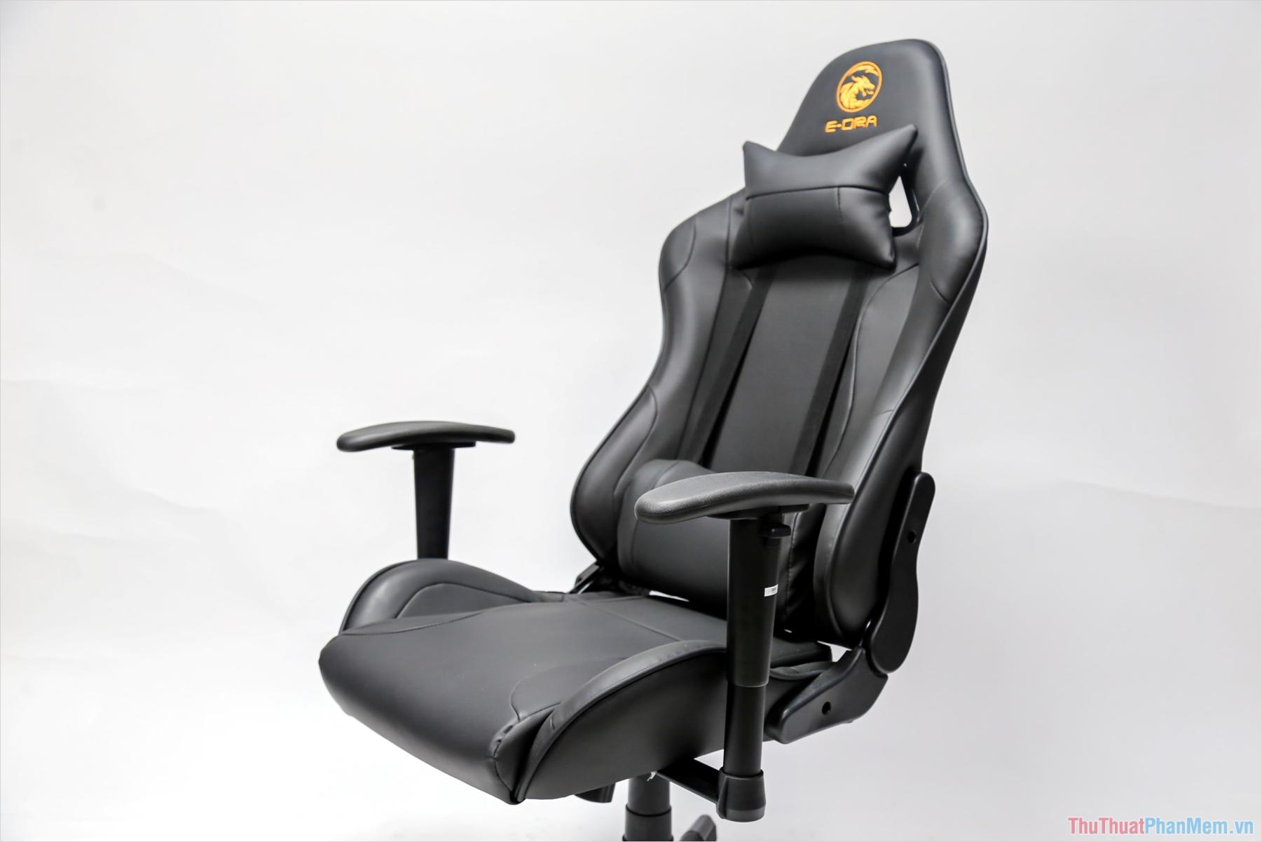 Sản phẩm ghế Gaming của E-DRA