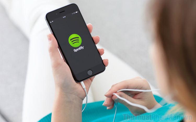 Cách tải nhạc trên Spotify để nghe offline trên điện thoại