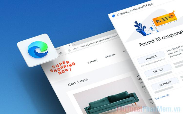 Cách thay đổi trang chủ của Microsoft Edge