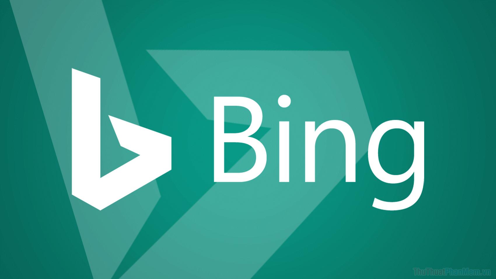 Bing là một công cụ tìm kiếm trực tuyến trên mạng Internet
