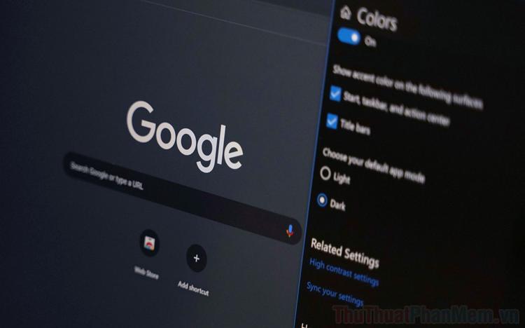 Cách bật chế độ ban đêm cho Chrome