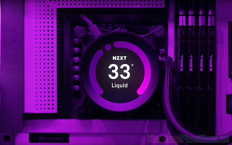 Nhiệt độ Card màn hình (GPU) khi hoạt động bình thường là bao nhiêu