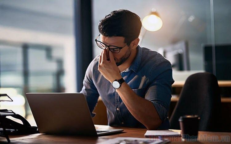 Cách lọc ánh sáng xanh trên máy tính PC, Laptop để bảo vệ mắt