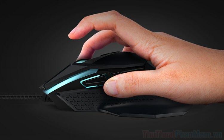 Cách sửa lỗi chuột Double click