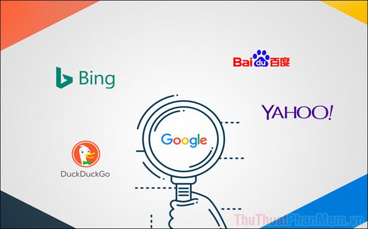 Cách thay đổi công cụ tìm kiếm mặc định trên Google Chrome