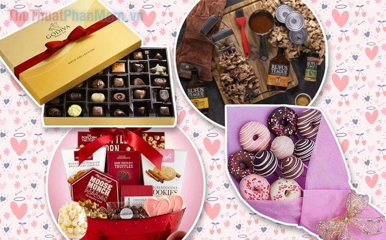Hình ảnh Socola Valentine đẹp