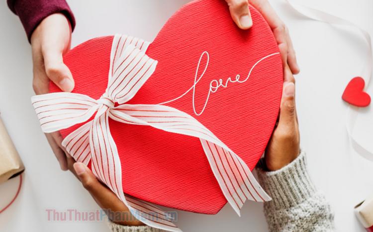 Những món quà Valentine cho bạn trai ý nghĩa nhất