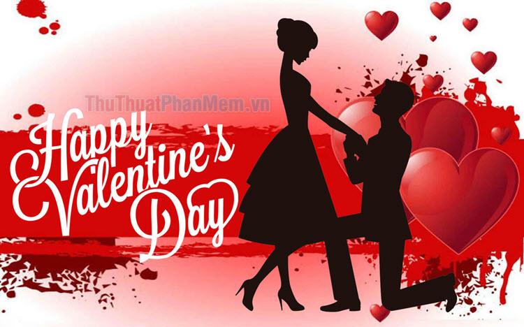 999+ Status thả thính ngày Valentine hay nhất