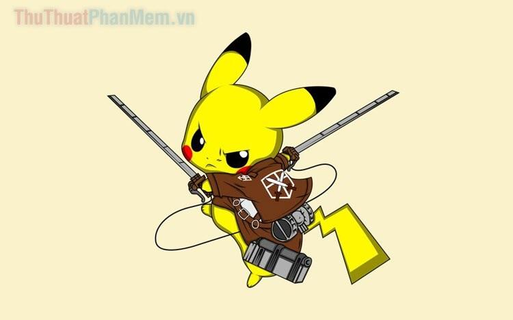 Hình nền Pikachu