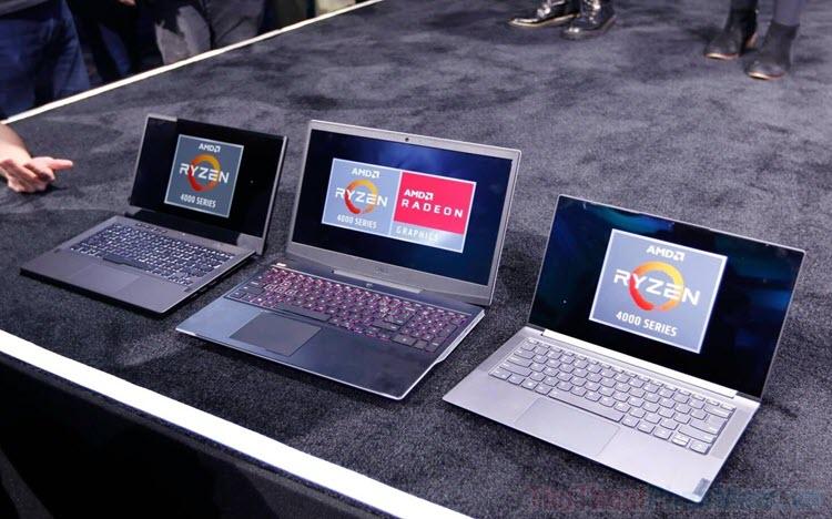 Top 10 Laptop sử dụng chip AMD đáng mua