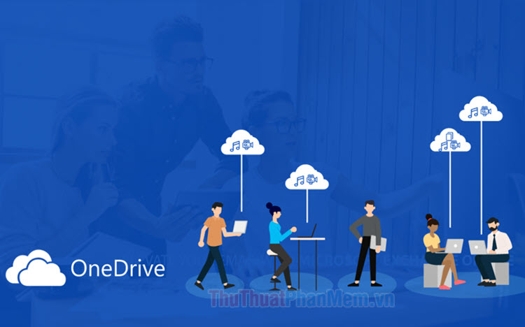 Cách chia sẻ file, folder trong OneDrive