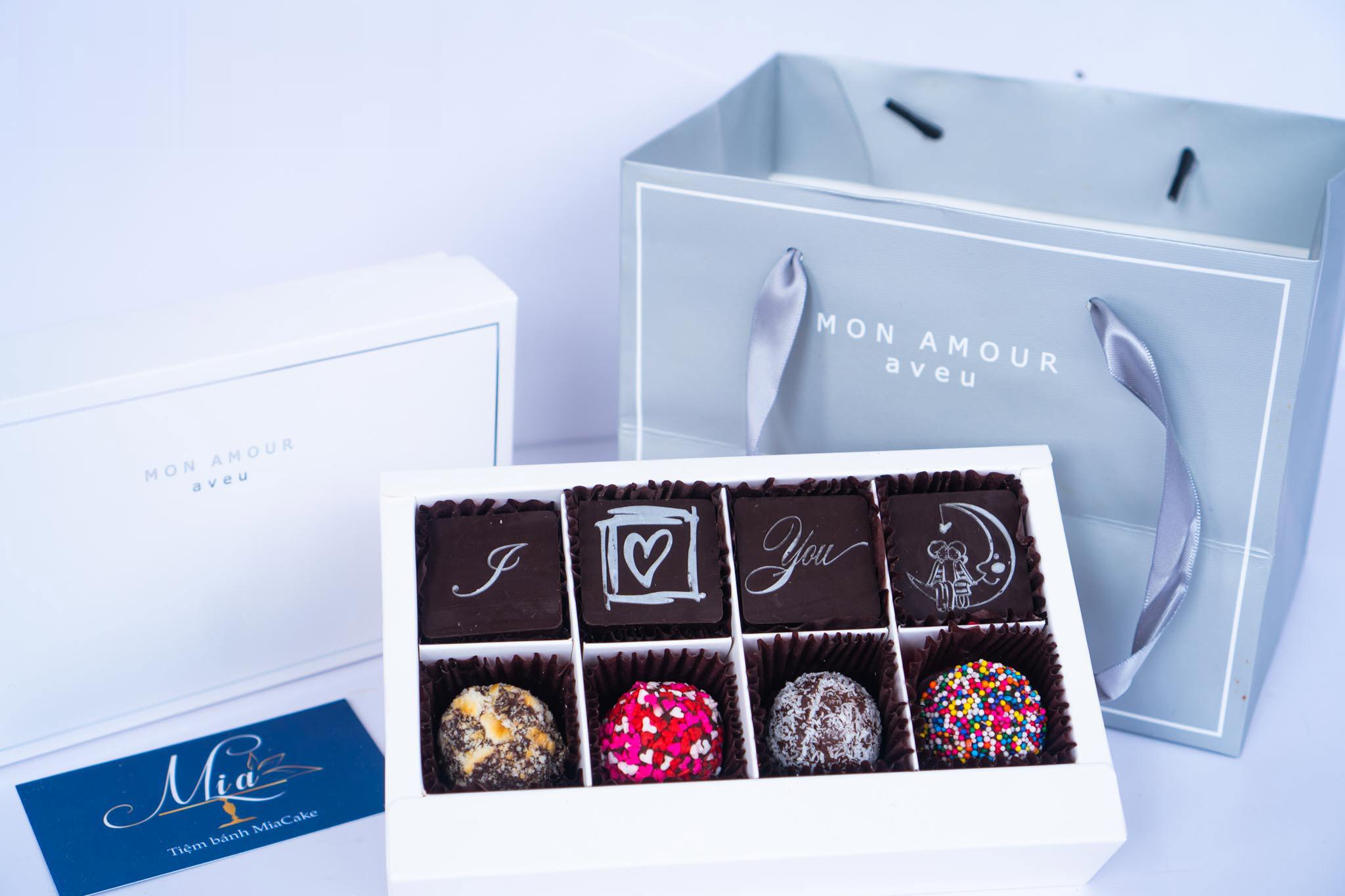 Ảnh Chocolate Valentine