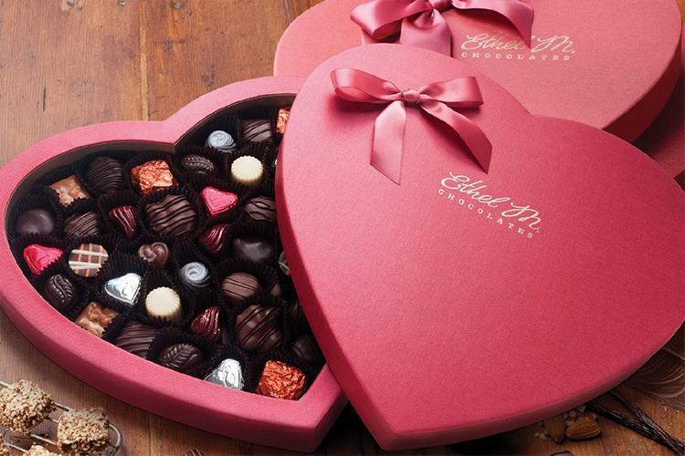Ảnh Socola Valentine đẹp nhất cho lễ tình nhân