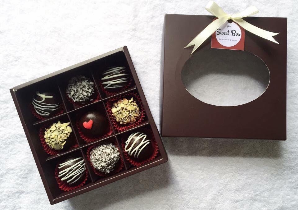 Ảnh Socola Valentine ngọt ngào ngày lễ tình nhân