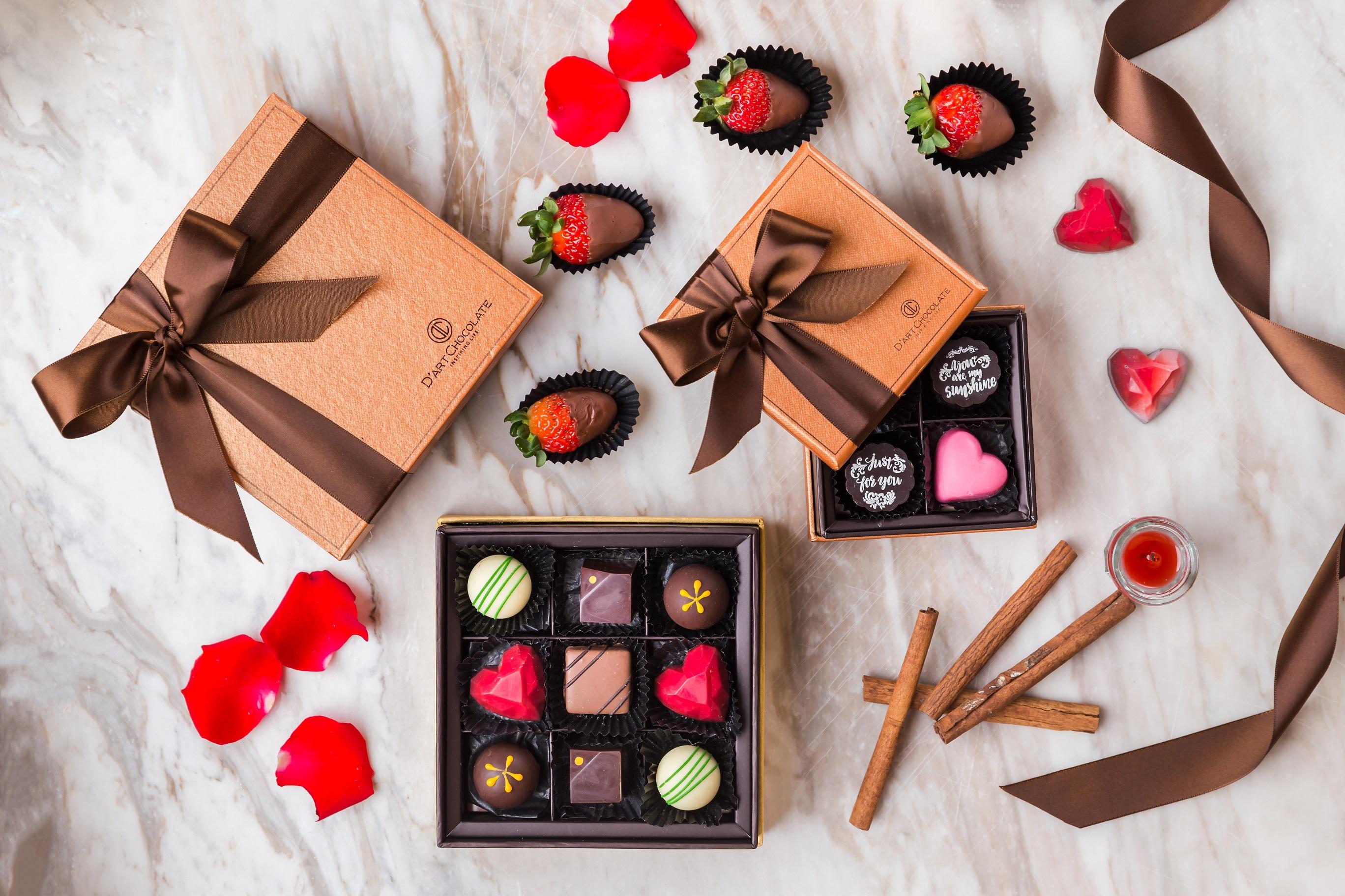 Hình ảnh Chocolate Valentine đẹp nhất