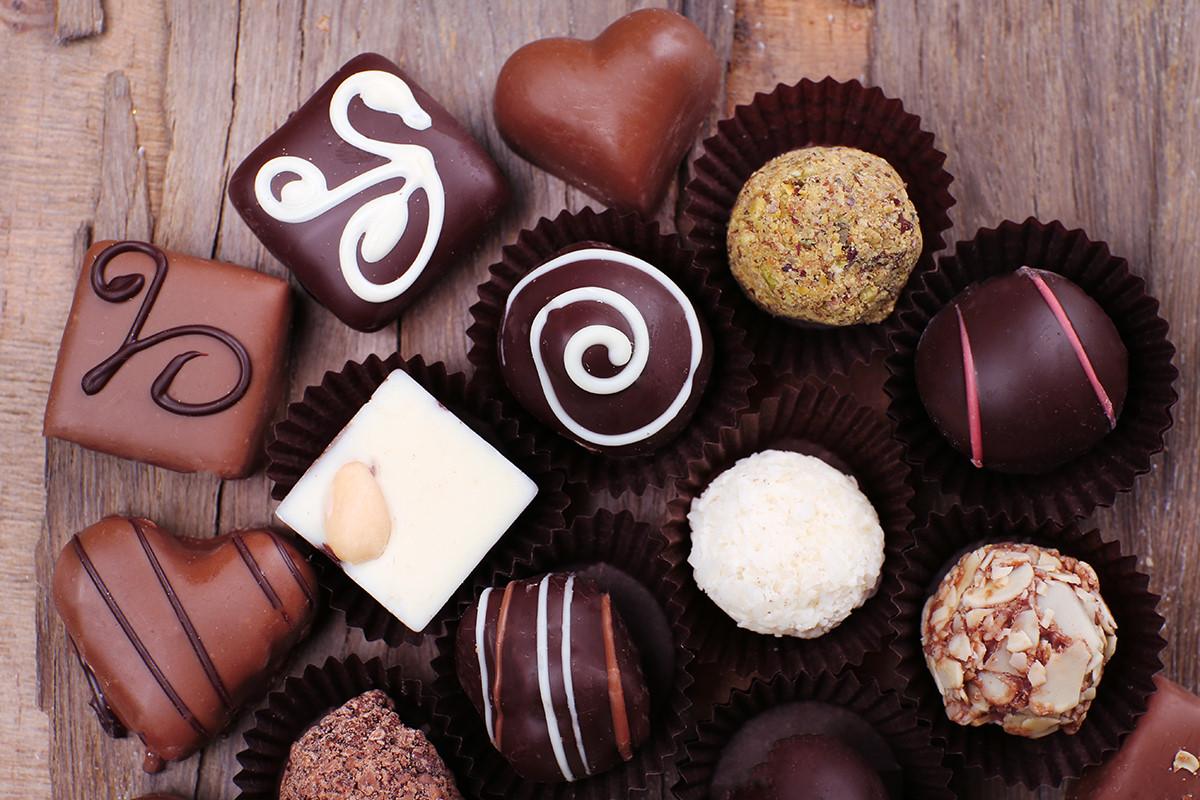 Hình ảnh Socola độc đáo cho Valentine