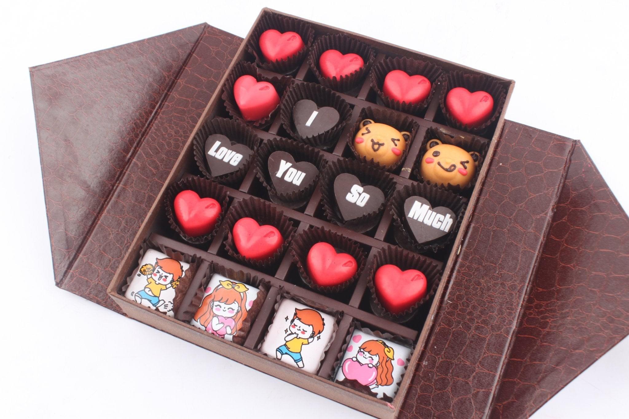 Hình ảnh Socola Valentine đẹp nhất