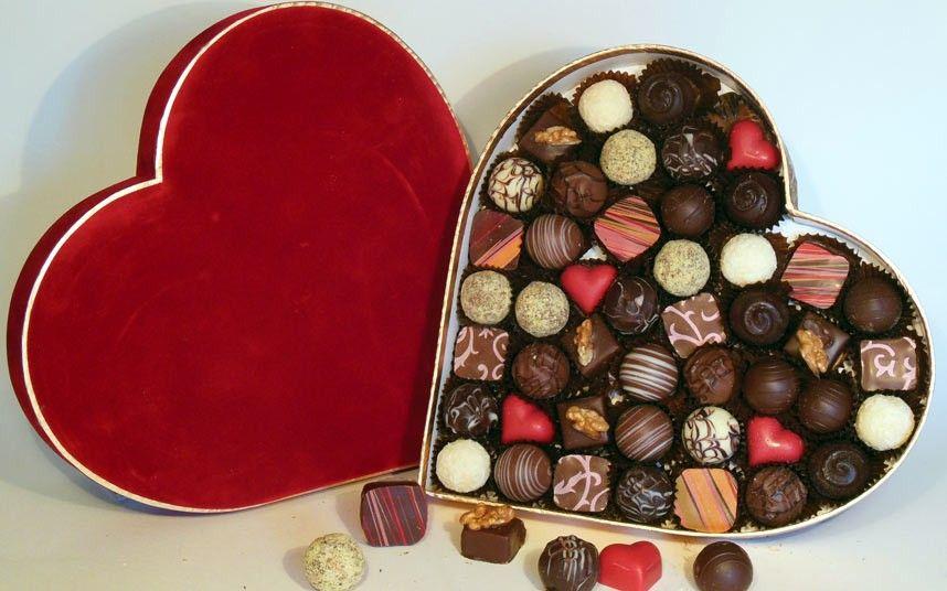 Hình ảnh Socola Valentine đẹp, ý nghĩa nhất