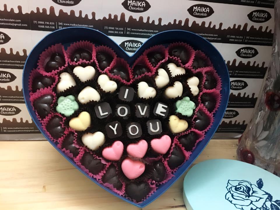 Hình ảnh Socoola Valentine dễ thương