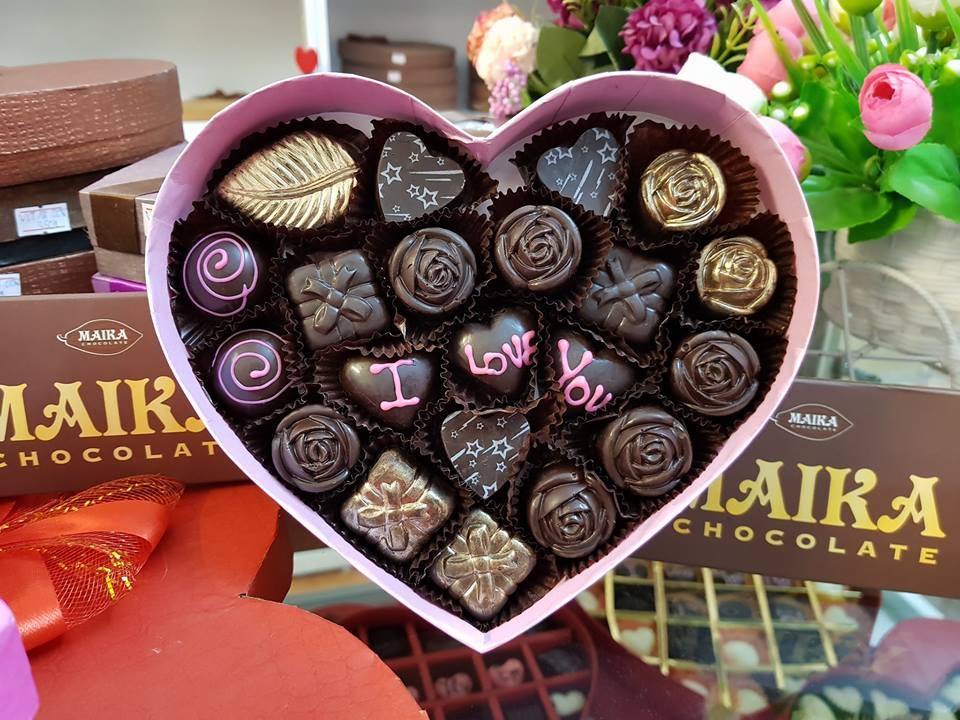 Hình ảnh về Socola Valentine đẹp nhất