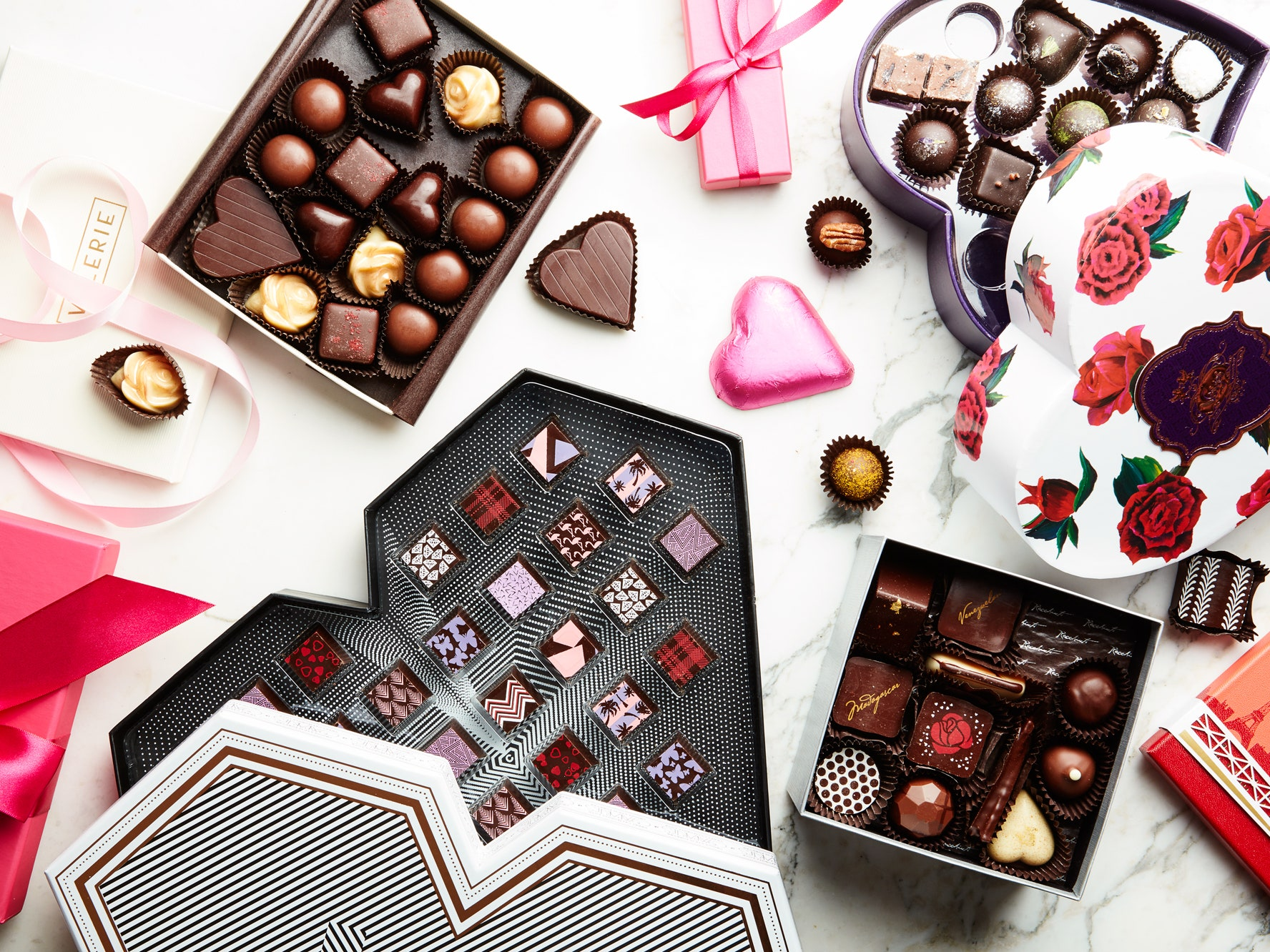 The best Valentines Day Chocolates