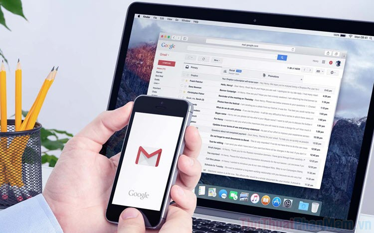 Cách hủy gửi thư Email đã nhấn gửi trong Gmail