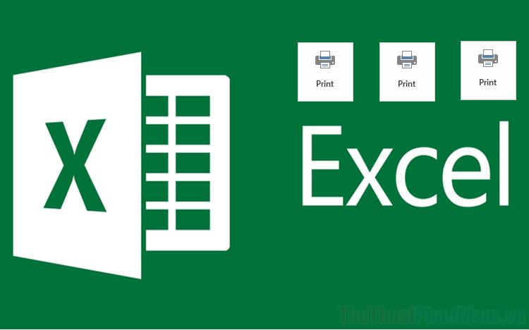 Cách in nhiều Sheet cùng lúc trong Excel