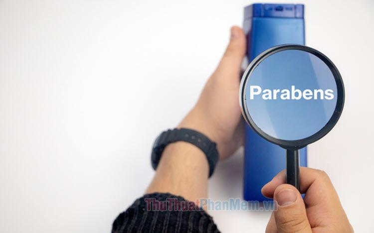 Paraben là gì? Tác hại của Paraben với sức khoẻ