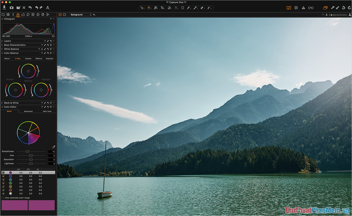 Capture One Express for Sony, Fujifilm and Nikon