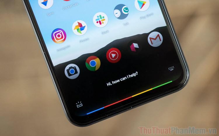 Cách thay đổi giọng nói của Google Assistant