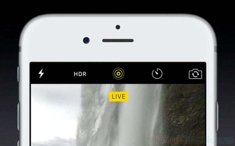 Cách xóa âm thanh của ảnh động (Live Photo) trên iPhone