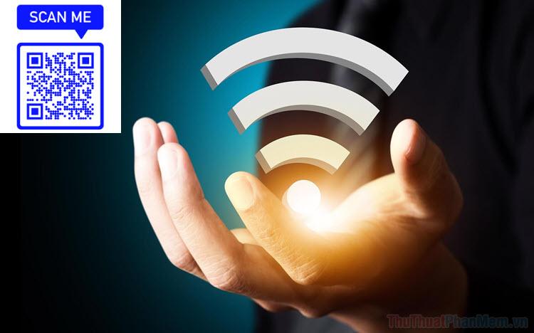 Cách chuyển pass WiFi thành mã QR để kết nối Wifi nhanh