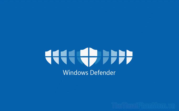 Có nên tắt Windows Defender không?