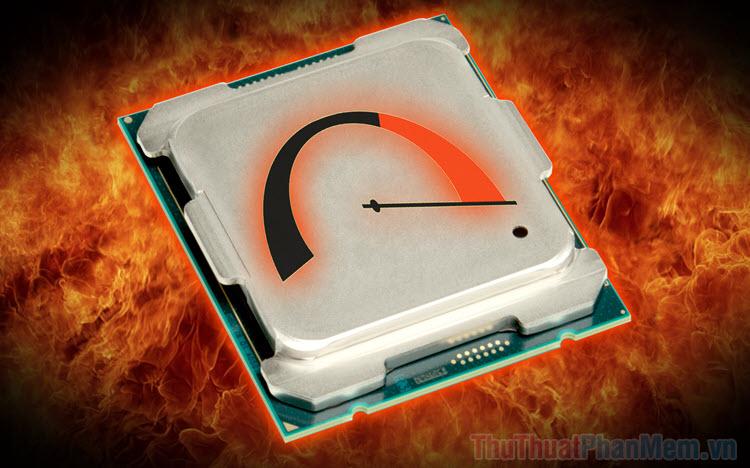 Nhiệt độ CPU và VGA bao nhiêu là ổn?