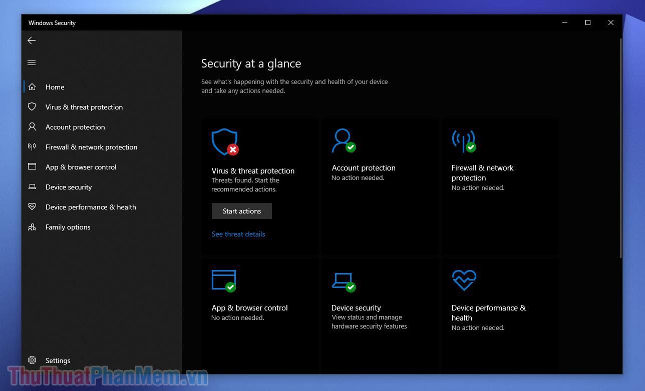 """Windows Defender là một trình ngăn chặn, bảo vệ, diệt Virus theo """"thời gian thực"""""""