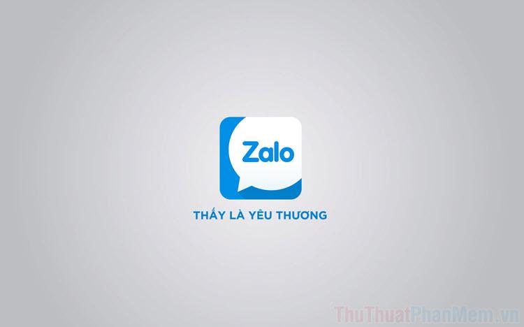 Cách tạo nhóm chat trên Zalo