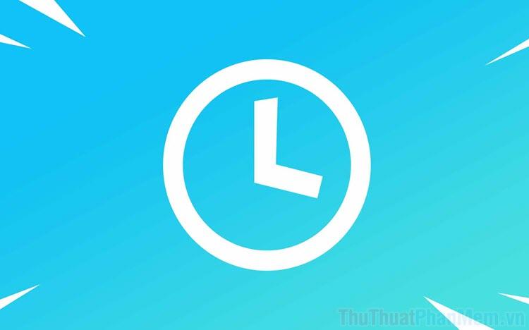 Top 5 phần mềm tự động cập nhật thời gian cho máy tính
