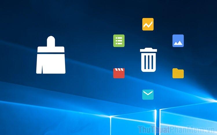 Xóa file rác trên Windows 10 triệt để, hiệu quả nhất