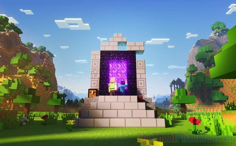 10 điều bạn chưa biết về Nether trong Minecraft