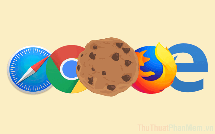Cách xóa Cookie 1 trang Web cụ thể