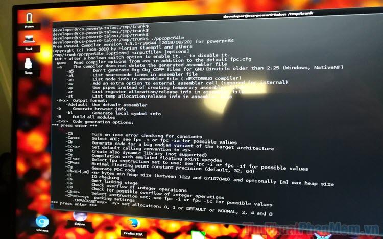 Hướng dẫn tải và cài đặt Free Pascal cho Windows 10